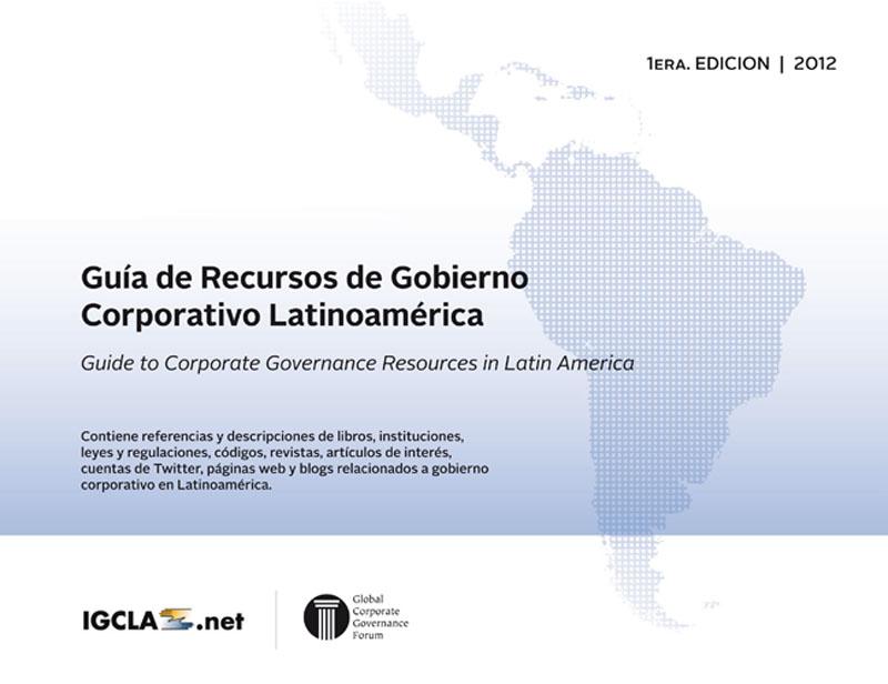 ICGLA_Guía de Recursos de Gobierno _2012-1